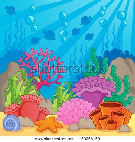 447x470 17 Best Coral Reef Images On Pinterest Coral Reefs, Image Vector