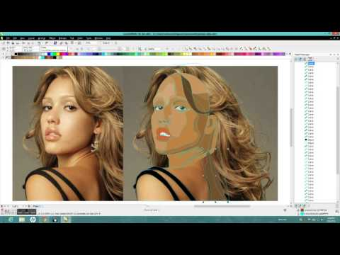 Corel Draw Drawing at GetDrawings com | Free for personal