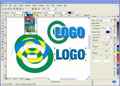 400x289 Corel Draw 12 Review