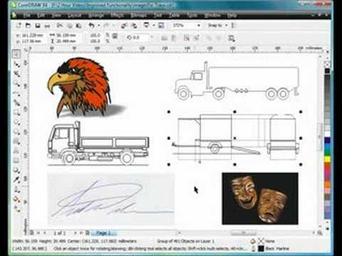 480x360 Corel Draw 14