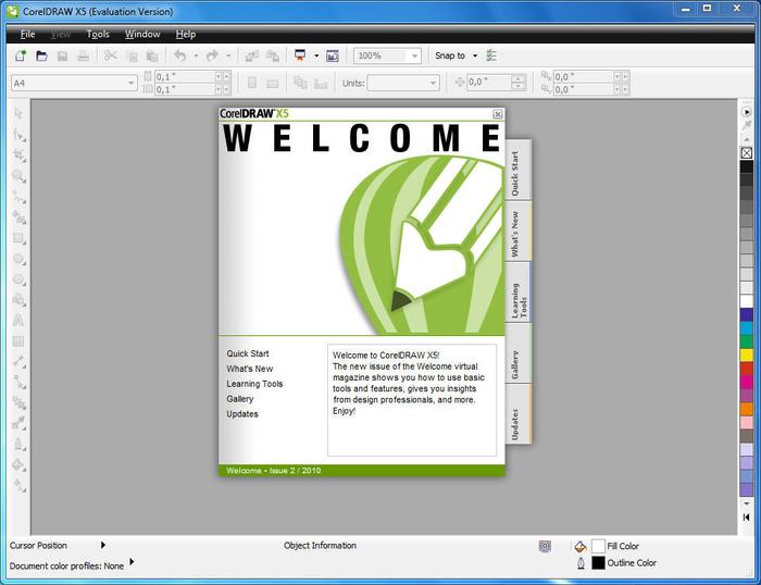 700x538 Coreldraw Graphics Suite