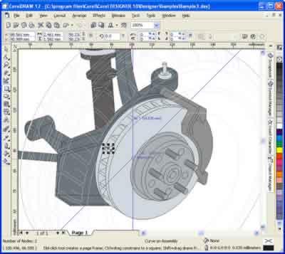 400x357 Corel Draw 12 Review