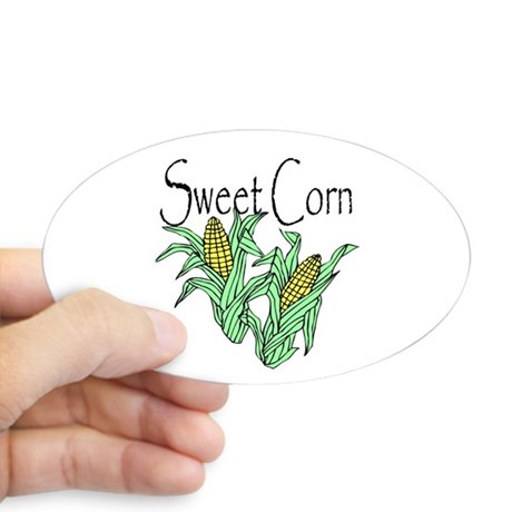 460x460 Corn Stalk Stickers Cafepress