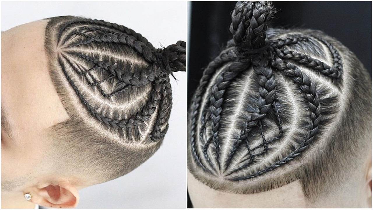 1280x720 Braids For Men's , Cornrows Braided Hairstyles For Guys Latest
