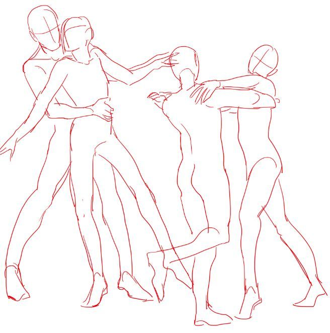 656x662 Pictures How To Draw Couples Dancing,