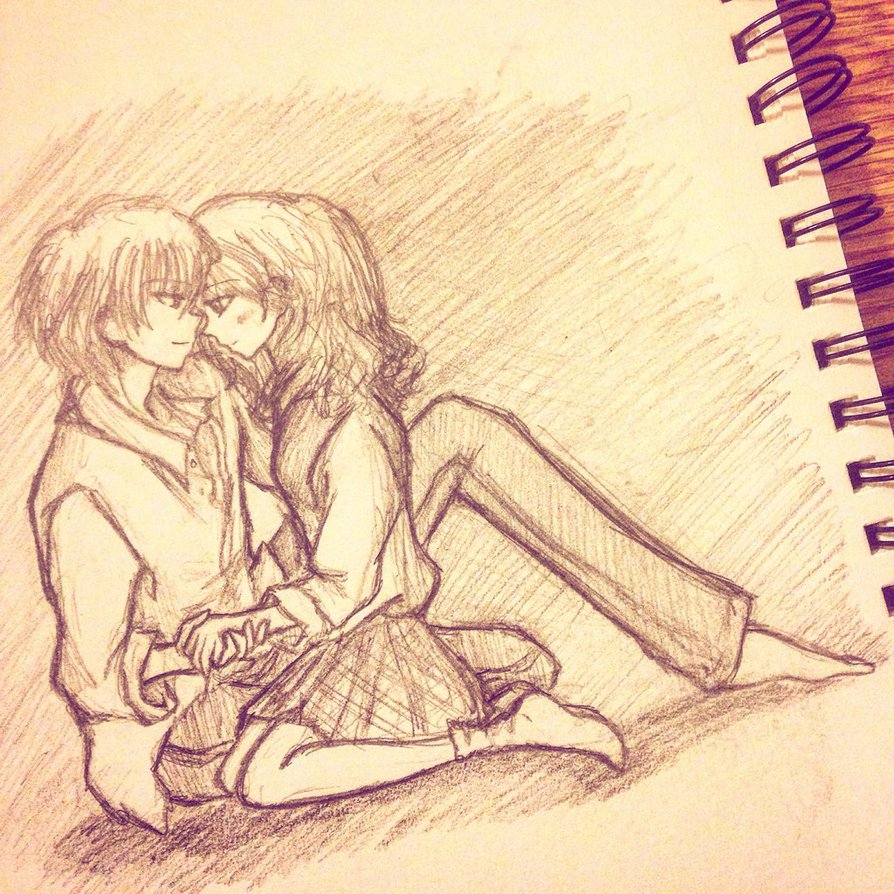 894x894 Anime Couple Hugging Drawing Anime Couples Hugging In The Rain