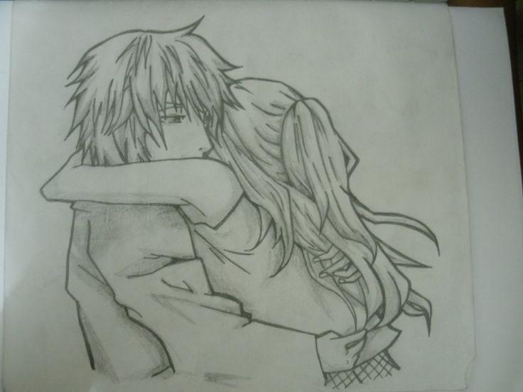 736x552 Resultado De Imagen Para Cute Chibi Couple Hugging Drawing