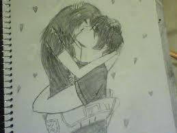 259x194 Anime Couple Kissing By Lyriclovesick
