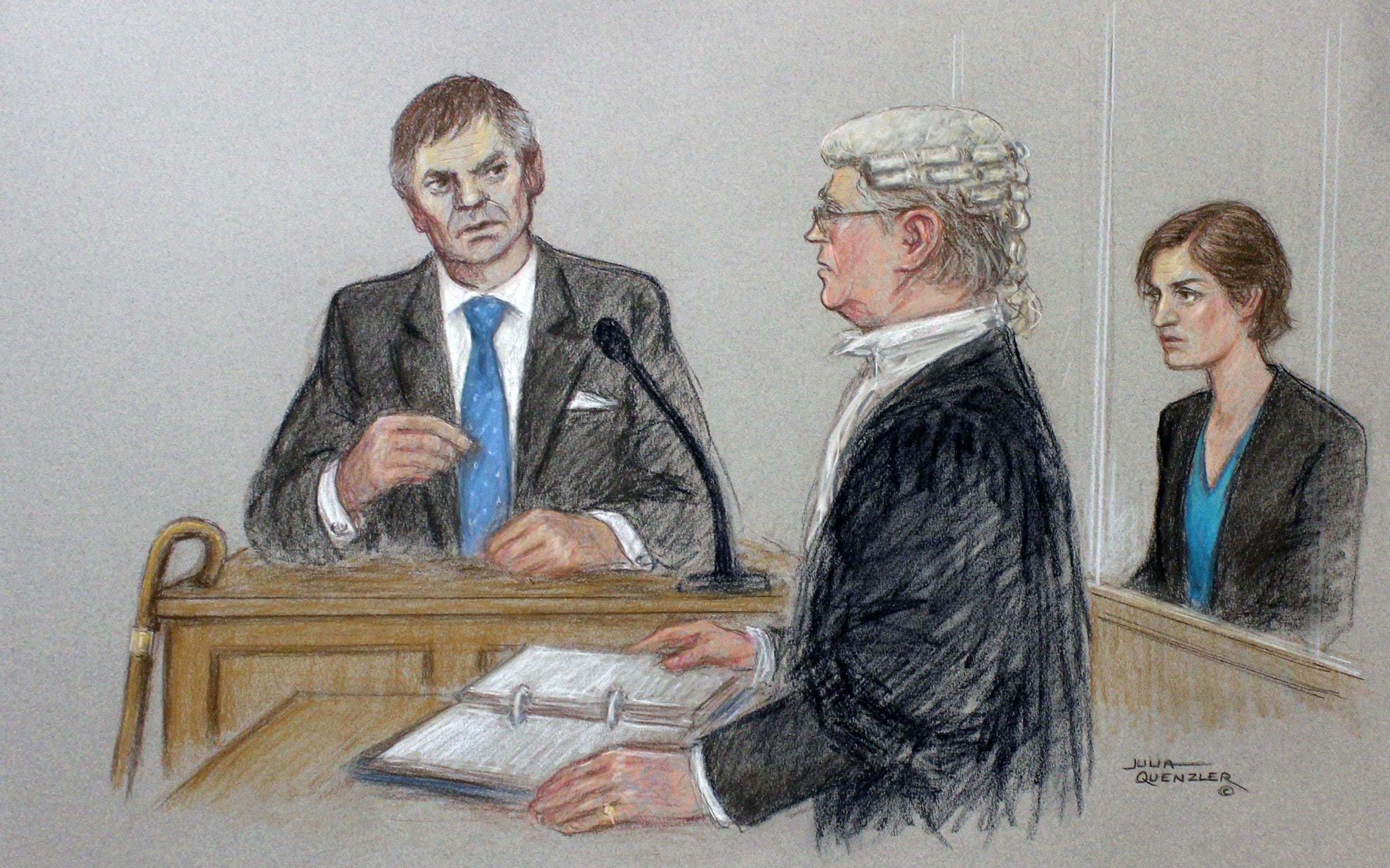 2498x1561 Archers Bully Rob Pictured For First Time As Court Artist Sketches