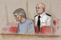 236x156 Courtroom Drawings