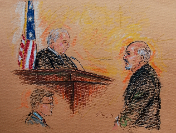 740x558 Courtroom Drawings