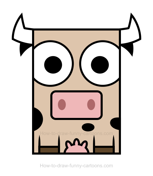 cow drawing easy at getdrawings com free for personal use cow