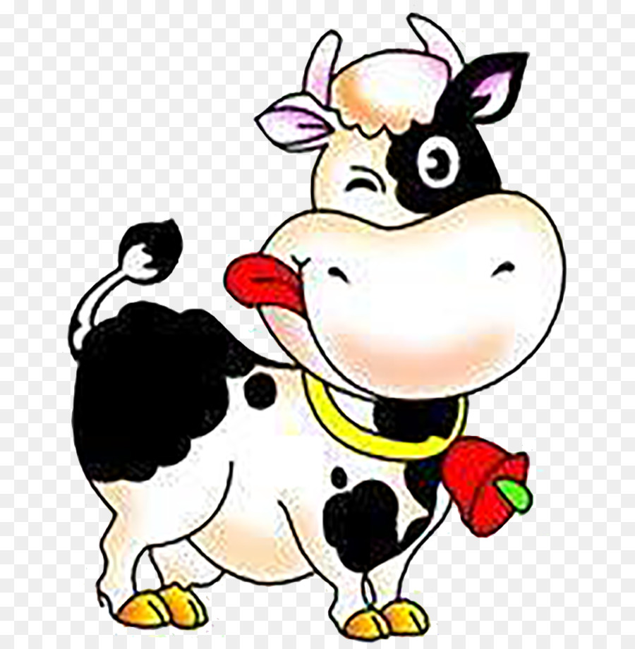900x920 Cattle Drawing Animation Clip Art