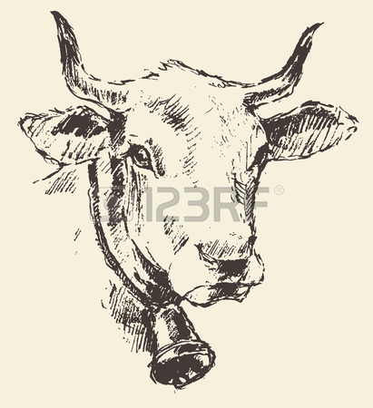 411x450 10,595 Cow Head Cliparts, Stock Vector And Royalty Free Cow Head