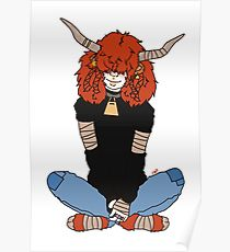 210x230 Cowbell Drawing Posters Redbubble