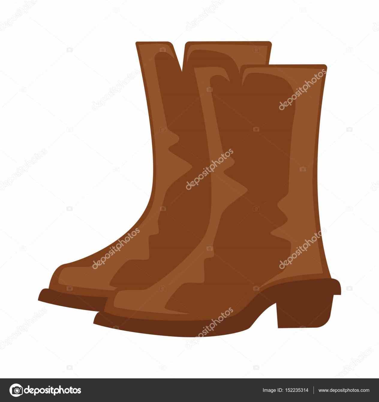 1264x1343 With Spurs Drawing Kenlisainfo With Red Cowboy Boots Illustration