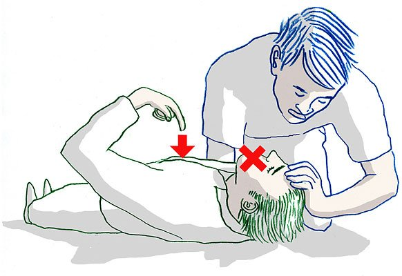 582x400 The Claim Cpr Requires Mouth To Mouth Resuscitation