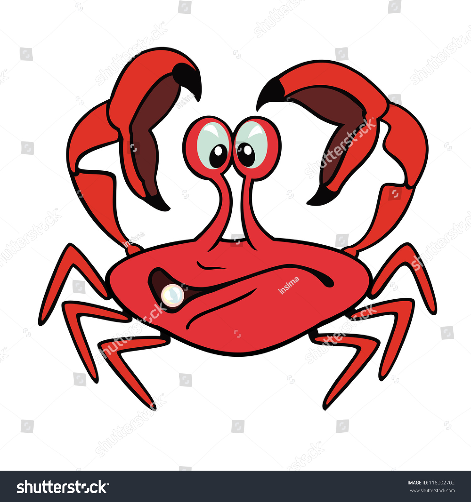 Crab Drawing For Kids at GetDrawings.com | Free for personal use ...