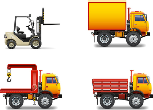 509x368 Truck Vector Free Vector Download (454 Free Vector) For Commercial