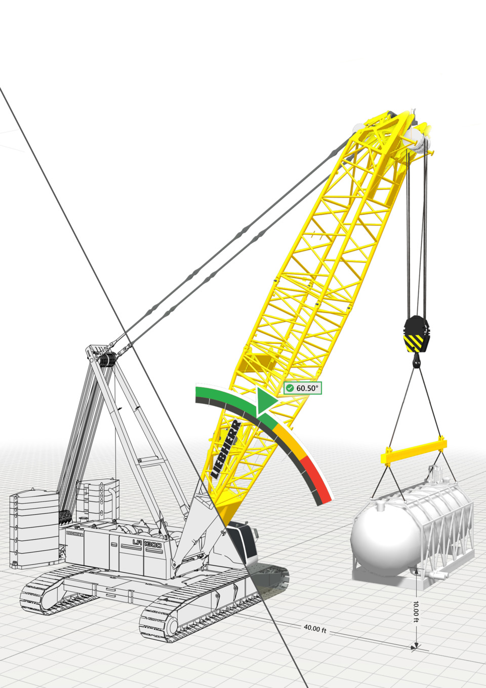 960x1358 Liebherr Crane Planner 2.0 Provides Lift Planning To Smaller