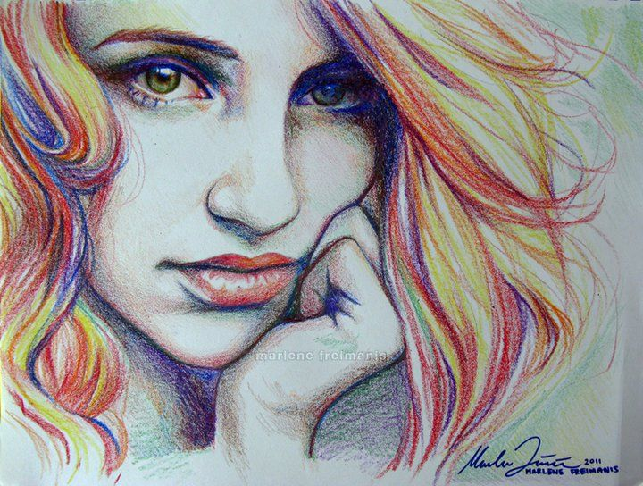 720x544 Done With Crayons, Really Stunning. Art Crayons