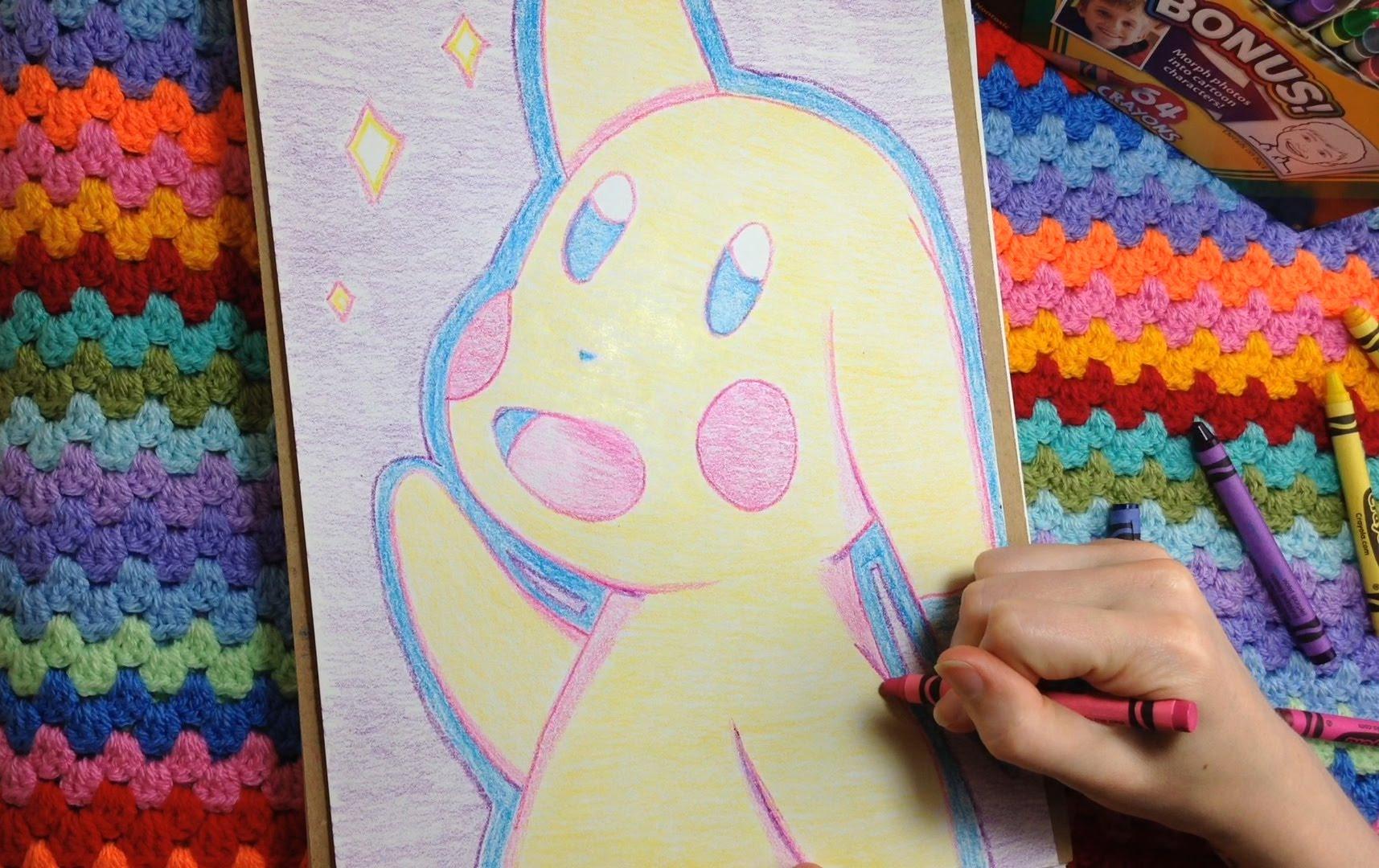 1715x1080 Pikachu
