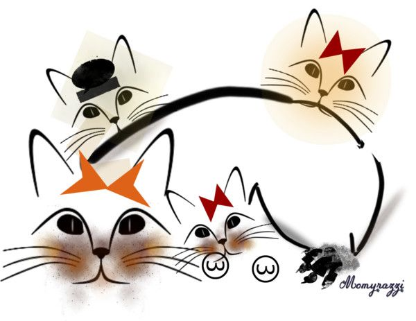 600x463 189 Best Simple Cat Lines Images On Cat Tat, Drawings