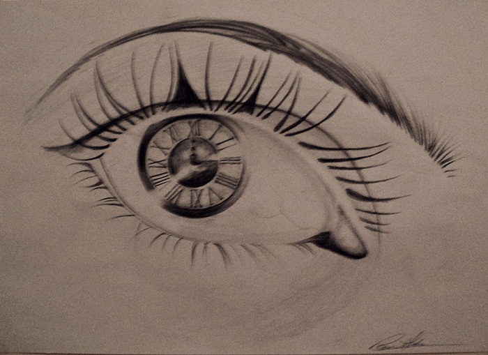 crazy eye drawing at getdrawings com free for personal use crazy
