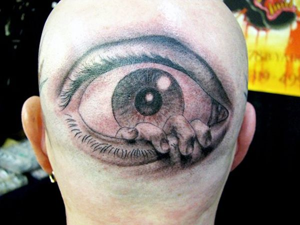 600x450 50 Crazy Eye Tattoos Crazy Eyes, Tattoo And Eye