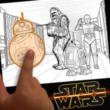 220x220 Create Your Own Drawing Coloring Pages