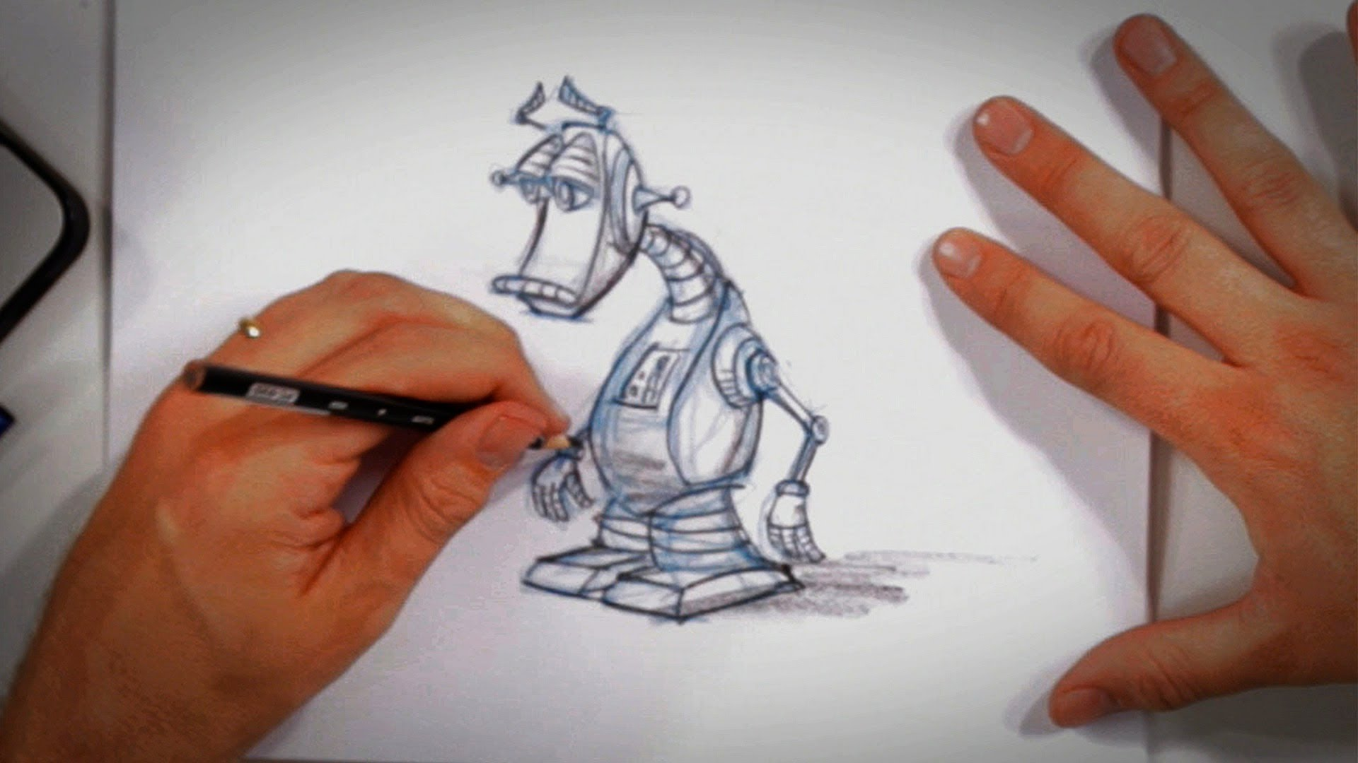 1920x1080 Creating Your Own Cartoon Character Drawing Tips