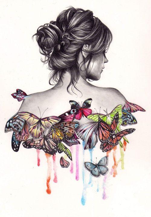 500x719 Creative Drawing Ideas Tumblr Tattoo Ideas, Artists, Sketch, Art