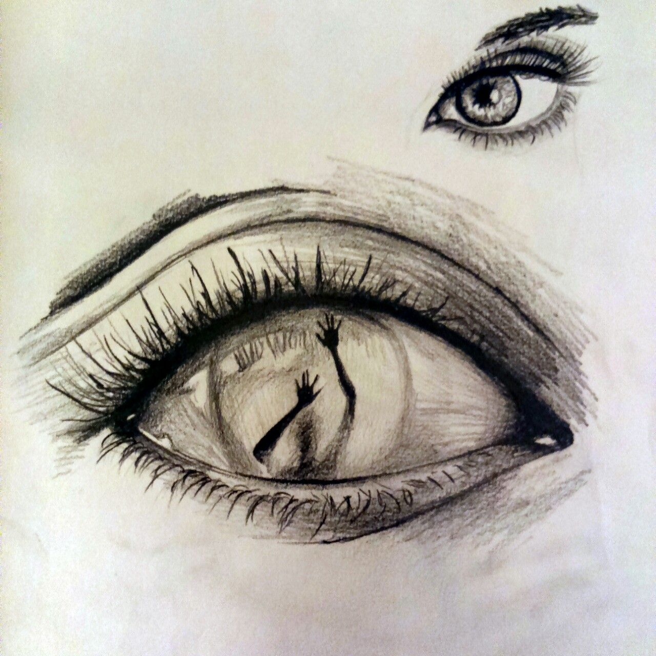 Creative Eye Drawing At Getdrawings Com Free For Personal Use