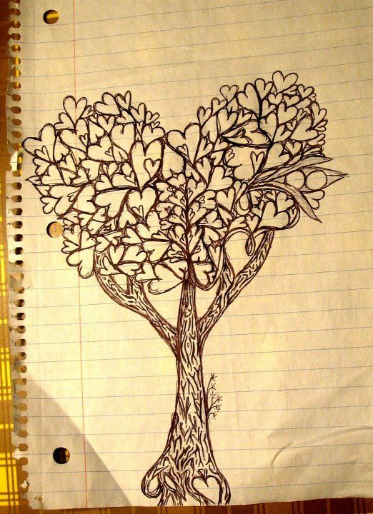 Creative Tree Drawing At Getdrawings Com Free For Personal Use