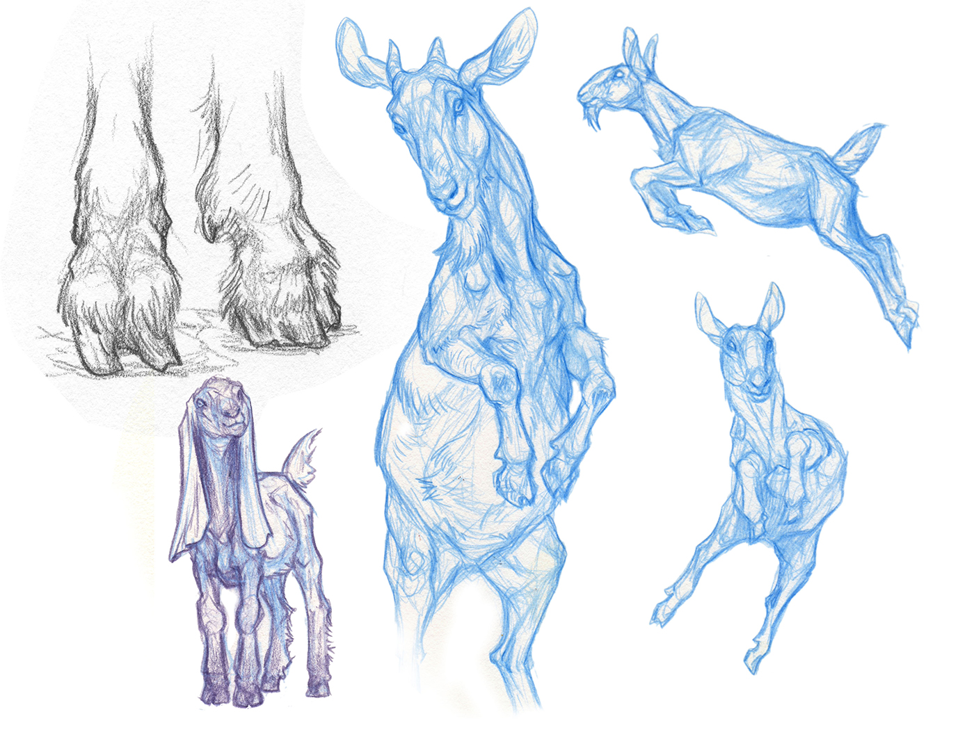 1400x1050 3 Techniques To Apply To Your Creature Designs, With Brynn