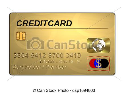 450x328 Golden Credit Card Drawings