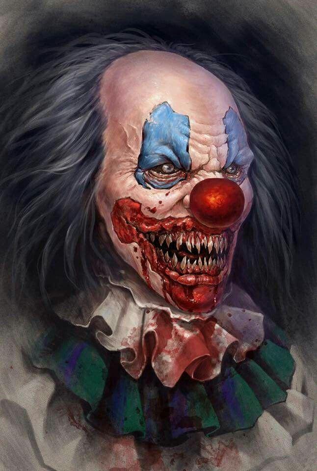 646x960 Clown. Halloween Evil Clowns, Creepy And Horror