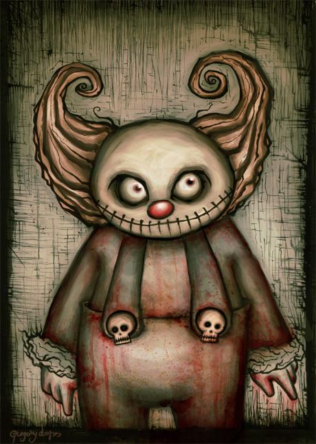 460x646 Pin By Phreekshow On Horror Phreek Evil Clowns