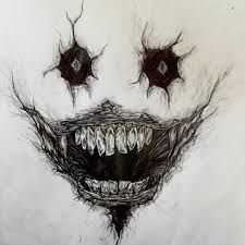 225x225 Pictures Scary Eye Drawings,