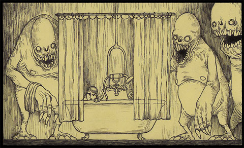 480x292 Post It Note Drawings By John Kenn Draw, Note And Monsters