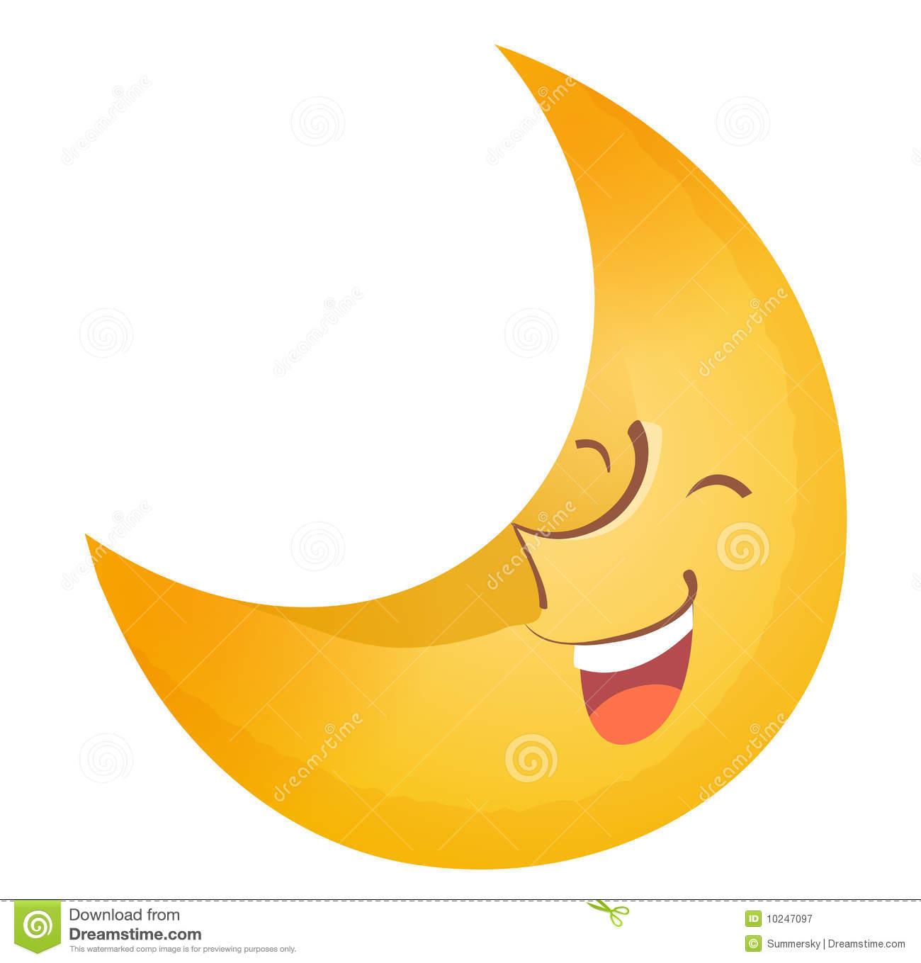 1300x1359 Moon Face Clipart