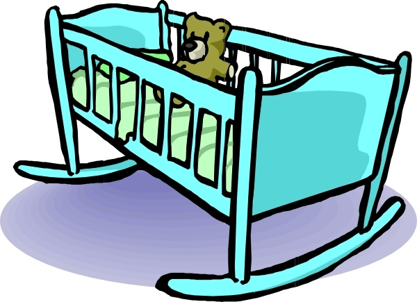 600x435 Crib Free Vector In Open Office Drawing Svg ( Svg ) Vector