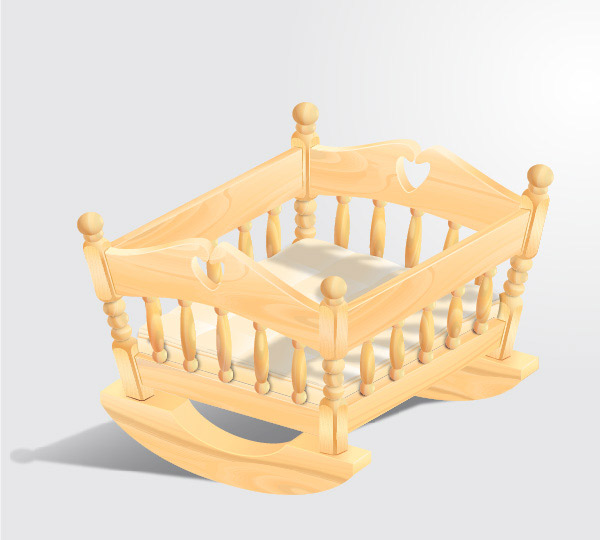 600x540 How To Create A Wooden Baby Crib In Illustrator Instantshift