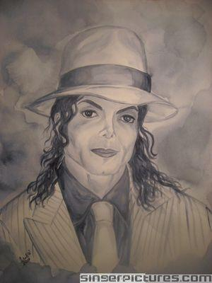 300x400 Michael Jackson Images Cool Mj Smooth Criminal Drawing Wallpaper