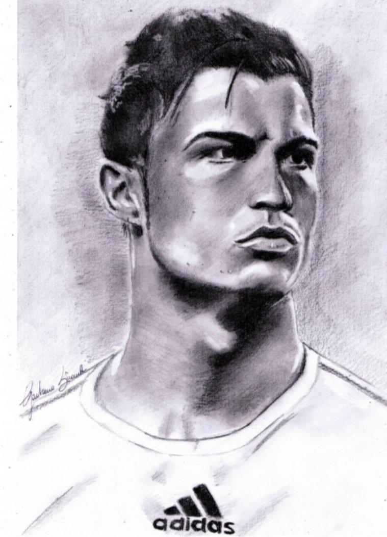 759x1052 Cristiano Ronaldo By Gaetanosimonetti