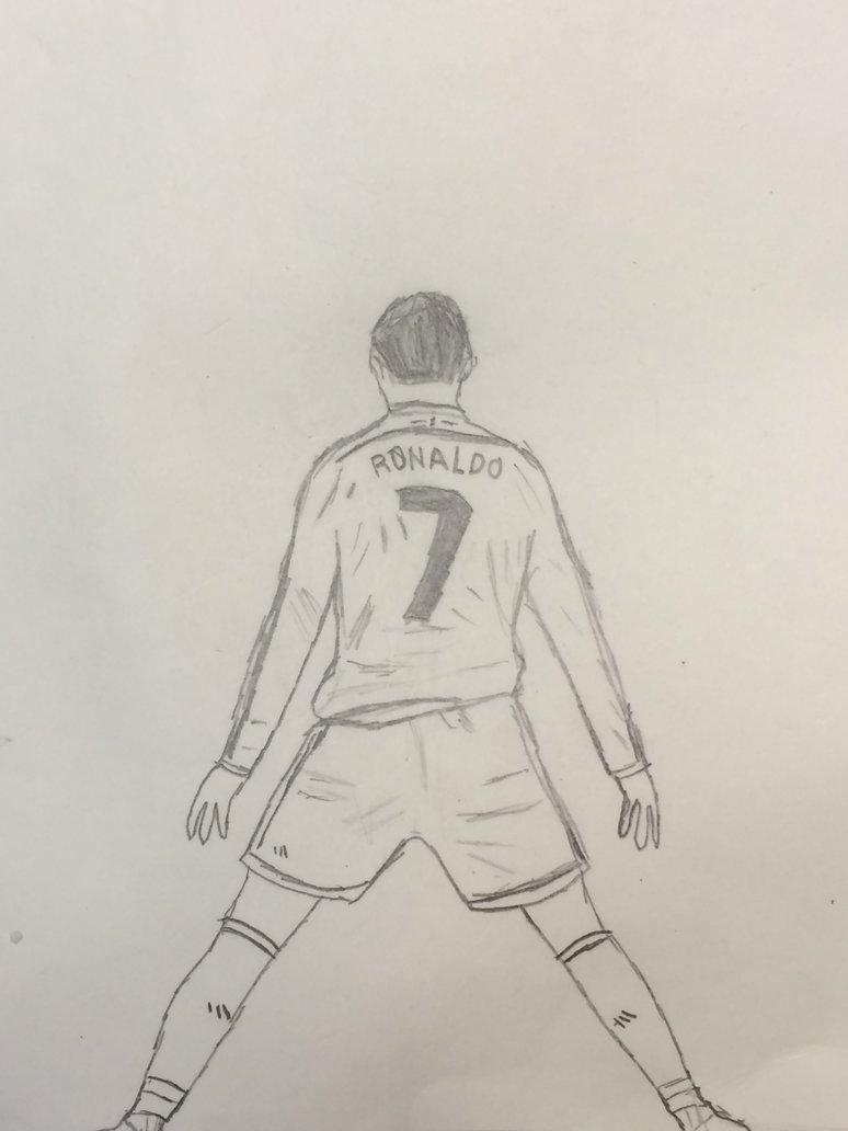 774x1032 Cristiano Ronaldo By Reimtime34
