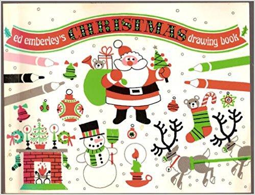499x381 Ed Emberley's Christmas Drawing Book Ed Emberley 9780316234382