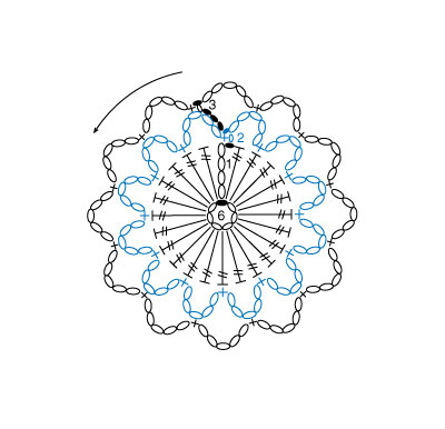 Crochet drawing at getdrawings free for personal use crochet 400x386 crochet ccuart Choice Image