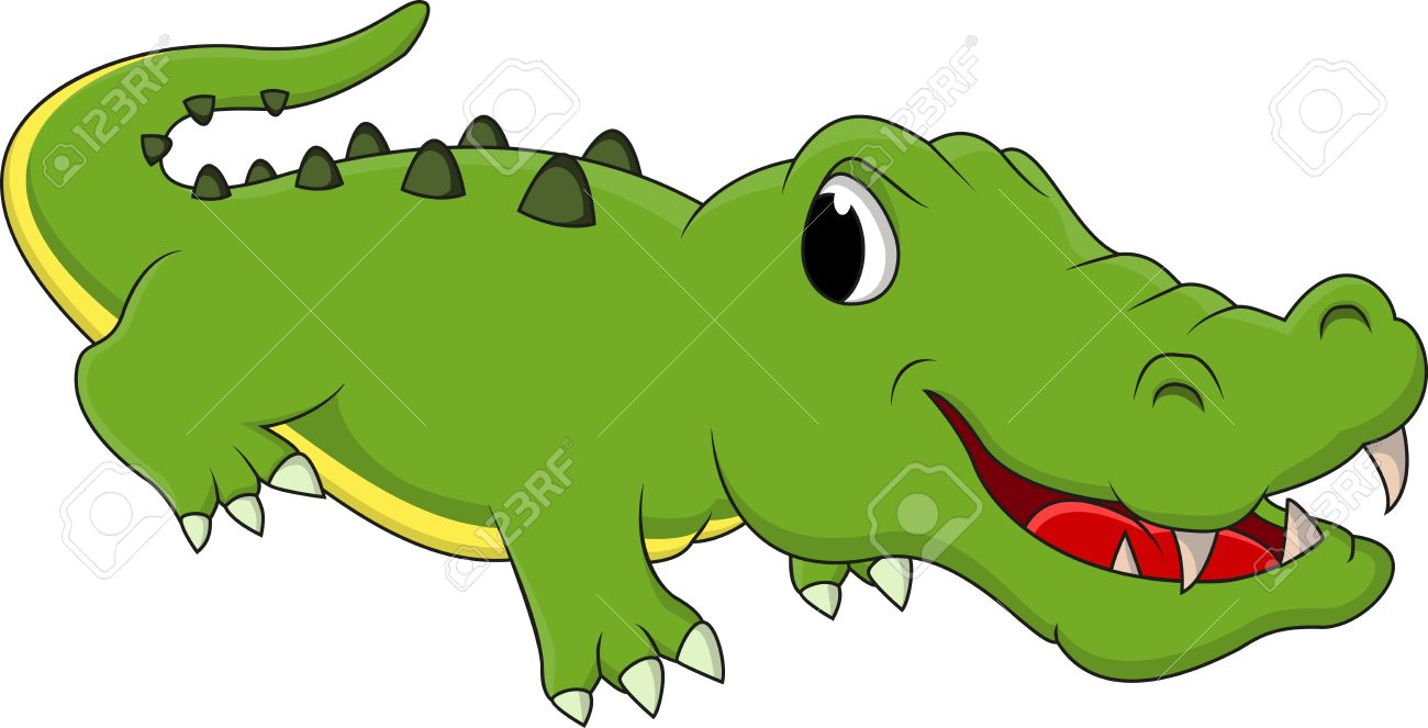 Aninimal Book: Crocodile Cartoon Drawing at GetDrawings.com | Free for ...