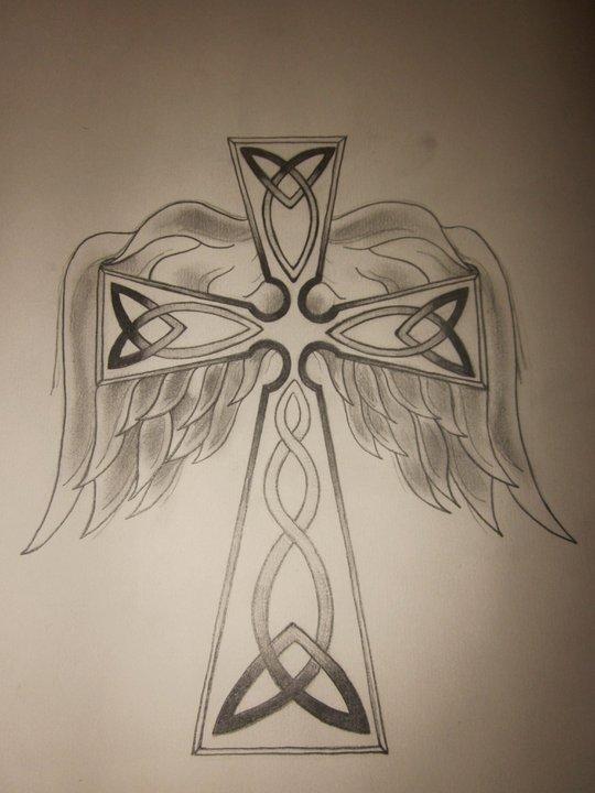 540x720 Cross Drawing Drawings Cross Drawing, Draw